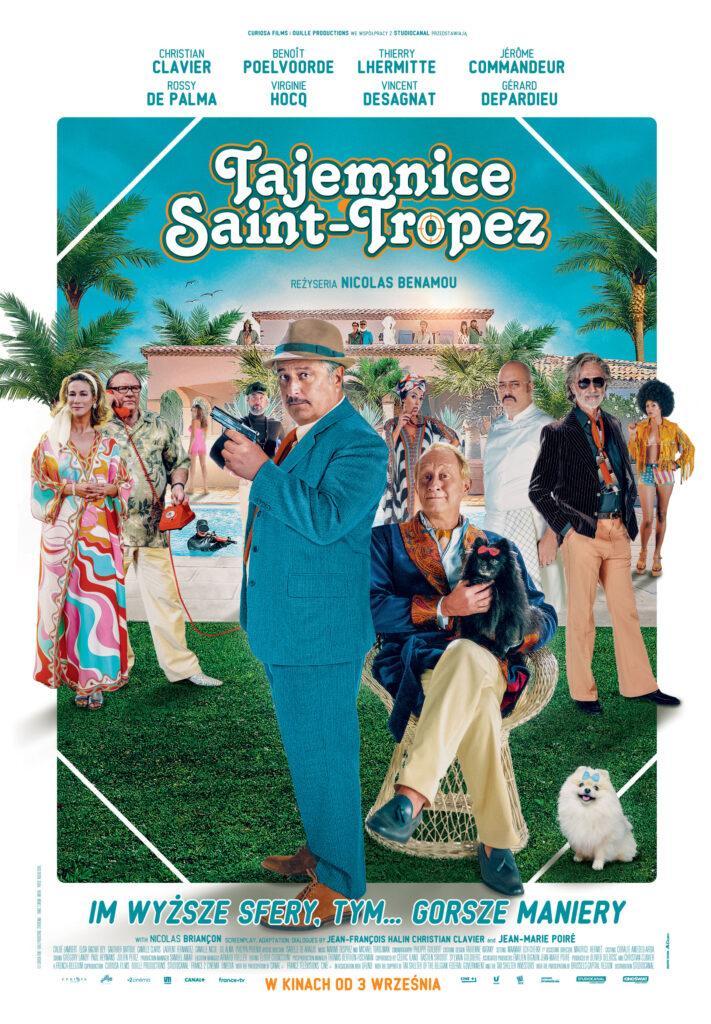 Tajemnice Saint Tropez