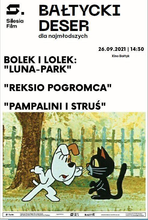 Bałtycki Deser Dla Najmłodszych: Bolek i Lolek na wakacjach -
