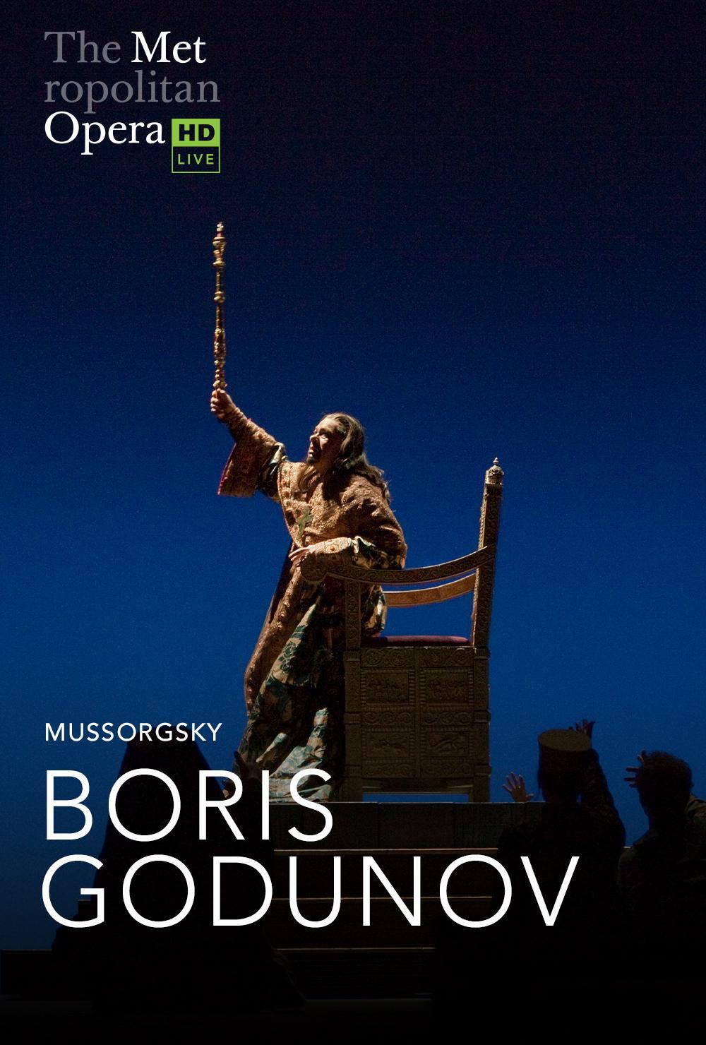 The Metropolitan Opera: Borys Godunow