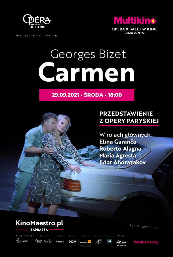 Opéra national de Paris: Carmen