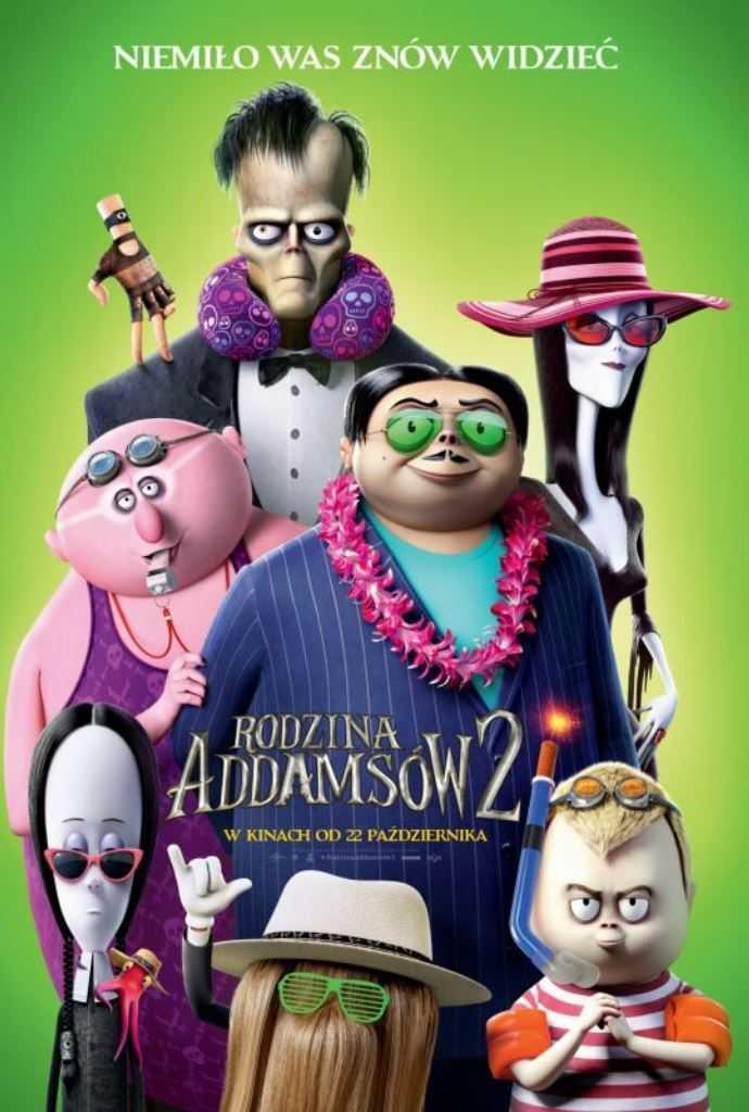 Rodzina Addamsów 2 (dubbing)